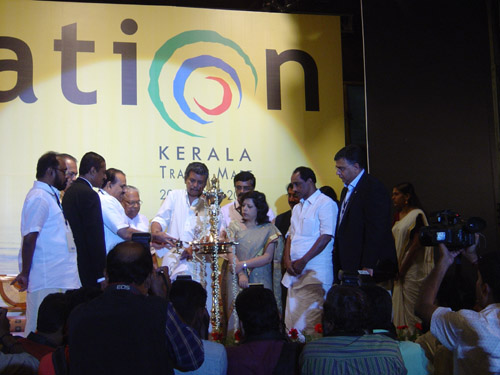 Der Kerala Travel Mart