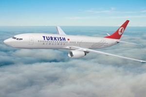الخطوط الجوية التركية تتوقع نقل 30 مليون مسافر في 2010
