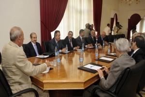 المجلس الوزاري العربي للسياحة يجتمع  بالإسكندرية