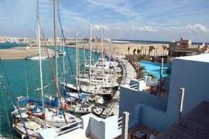 'بورت غالب' أفضل ميناء سياحي في مصر