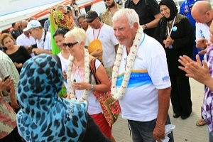 Indonesia targets 9 million visitors in 2013 boosted by APEC Summit and Miss World Pageant in Bali