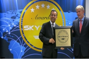 Garuda Indonesia Named 'The World's Best Regional Airline' at Farnborough Airshow