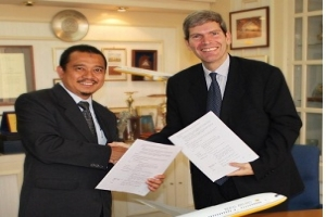 Royal Brunei Airlines Appointed As The Official Airline Of The Sixth Edition Of The Royal Trophy