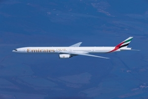 Emirates Upgrades More Aircraft in Germany