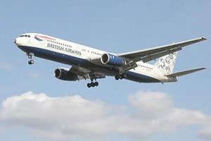 British Airways baisse les prix entre New-York et Paris