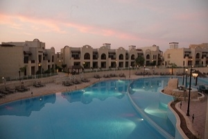CROWNE PLAZA Jordan Dead Sea Resort & Spa Hosts Media