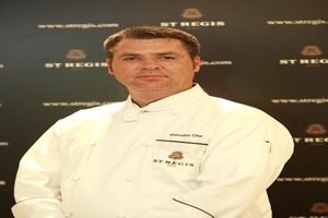 Fine Dining on the Menu for St. Regis Doha
