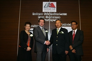 Fastener Fair Thailand 2012