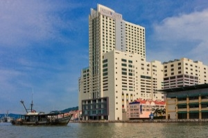 Starwood opens first international brand hotel in Sandakan, Malaysia