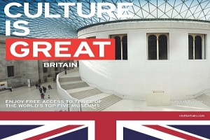 VisitBritain launch �25 million GREAT image campaign