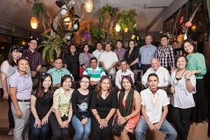 Bureau Hosts Farewell Dinner for Outgoing State�s Tourism Malaysia Director
