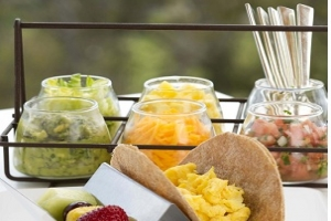 Developed for Kids, by Kids, Hyatt�s New, Healthier Menu Offers Fun, Fresh and Flavorful items