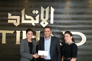 Winner Of Stay Winner With Holiday Inn Resort Dead Sea & Etihad Airways Announced