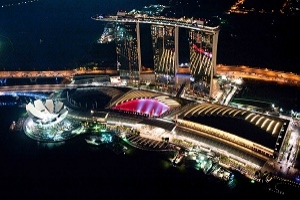 GCC Countries Showcase Architectural Feats in Singapore