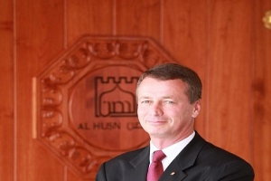 Shangri-La's Barr Al Jissah Resort and Spa Sultanate of Oman Appoints Mark Kiry as General Manager
