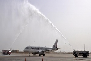 Qatar  Airways Begins FlightsTo BAGHDAD