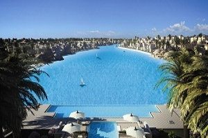 2.7 hectare 'Crystal Lagoons' to be built in US$600 million Sharm El Sheikh luxury resort