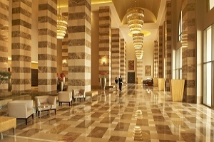 Starwood Hotels & Resorts Debuts Its Ultra-Luxury St. Regis Brand in Qatar with The St. Regis Doha