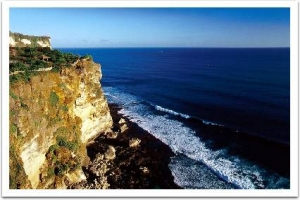 Uluwatu.. The Most Famous Wave in Bali / Indonesia