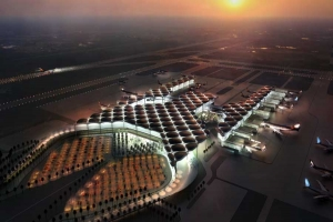 مطار الملكة علياء : خمسة ملايين مسافر