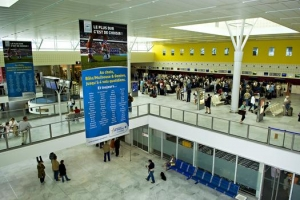Aéroport de Bordeaux : +6% de passagers en mai 2012