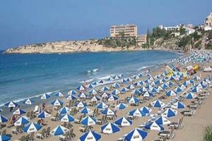 نيل 56 شاطئا قبرصيا جائزة 'العلم الأزرق'