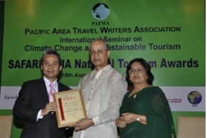 Thailand Authority Tourism Awarded as Best Overseas Tourism Office in India