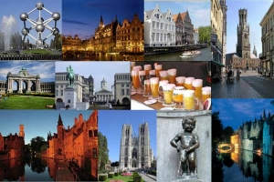 Belgique : 5 merveilles touristiques  visiter 