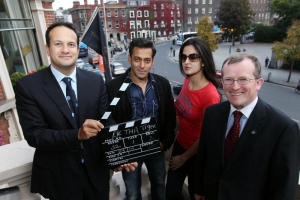 BOLLYWOOD FILM TO PROVIDE TOURISM BOOST for Ireland