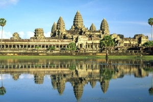 Le nombre de touristes au Cambodge en hausse de 28%