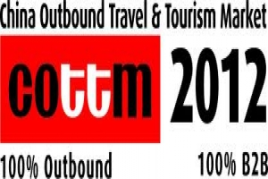 Increase In Visitors At China�s Leading Outbound Travel Exhibition 'COTTM'