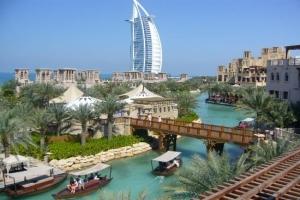 دبي: مشروع سياحي ضخم