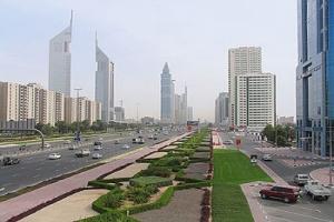 الإمارات الوجهة السياحية الأولى في 2012