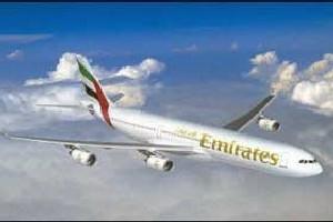 طيران الإمارات تخصم للمغاربة 30 بالمائة