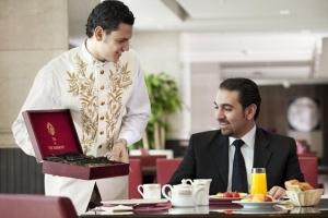 فندق ساعة مكة يطلق خدمة 'فيرمونت الذهبي'
