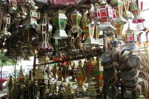 مصر: بدء مهرجان فوانيس رمضان