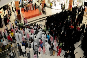 Thousands of people visit 'Al Fawaris 2011' festival in Al Ahsa