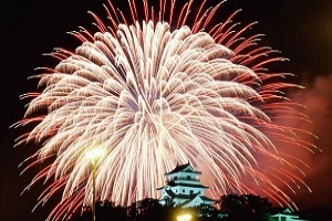 Summer Fireworks Festivals in Japan