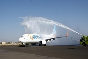 flydubai launches four-times weekly flights to Sana�a