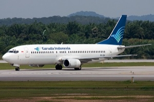 Garuda named 'best airline in the world