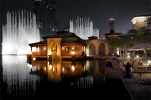 فندق القصر، وسط مدينة برج خليفة