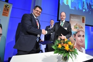 The ITB Berlin Convention in 2012