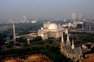 Jakarta's Inspiring Istiqlal Mosque