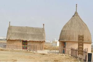 قرية جازان السعودية تفوز بجائزة سياحية