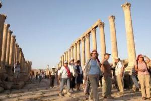 السعوديون يقودون الحركة السياحية في الأردن