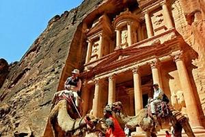 عائد السياحة في مدن الأردن: 27،2 مليار دينار
