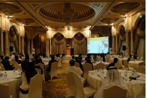 Korea Tourism organization Holds First Medical Tourism Evening in Abu Dhabi among all NTOs in Asia.