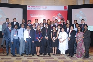 Lama Tours, Dubai's premier DMC recently conducted a four city road show in India.