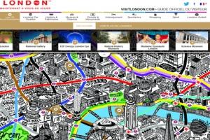 Londres lance une campagne pour capitaliser sur les JO