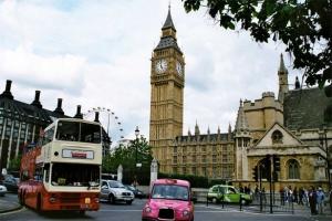 سياحة التسوق في مدن لندن